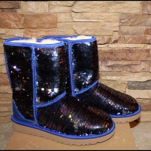Authentic UGG NEW RARE Sparkle Ugg Boots!